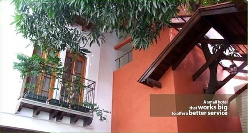 hotel Hotel Casa del Arbol Centro