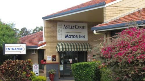 hotel Aspley Carsel Motor Inn