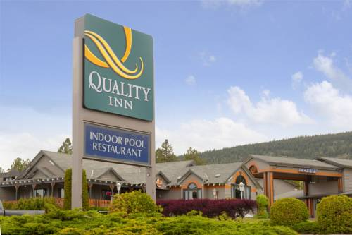 hotel Quality Inn Merritt