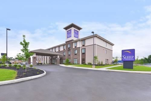 hotel Sleep Inn & Suites Cambridge
