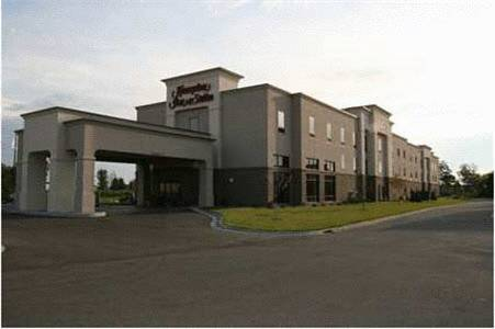 hotel Hampton Inn and Suites Alexandria