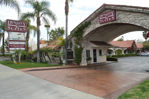 hotel Dynasty Suites Redlands