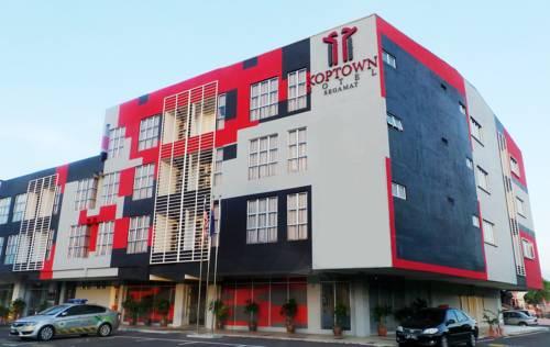 hotel KopTown Hotel Segamat