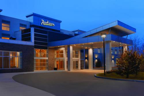 hotel Radisson Hotel & Conference Center Calgary Airport East
