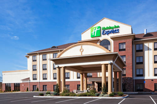 hotel Holiday Inn Express Johnson City