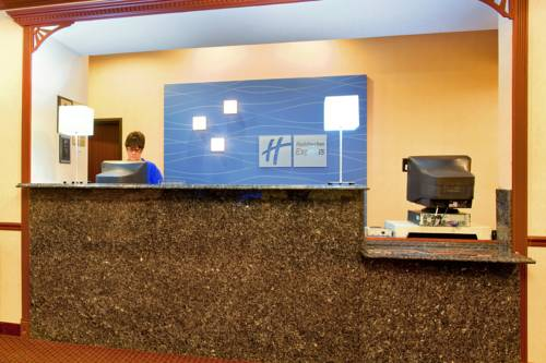 hotel Holiday Inn Express Sycamore
