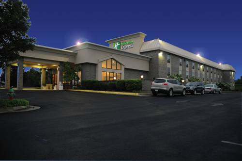 hotel Holiday Inn Express Stephens City
