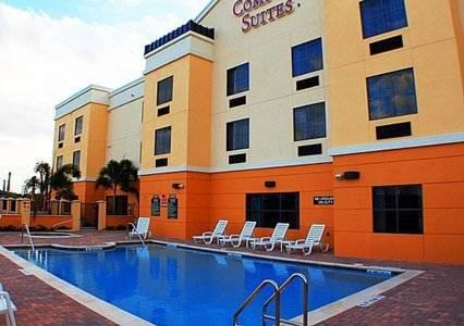 hotel Comfort Suites Hotel Vero Beach