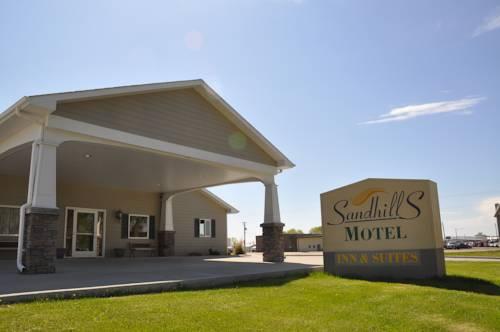 hotel Sandhills Guest House Motel