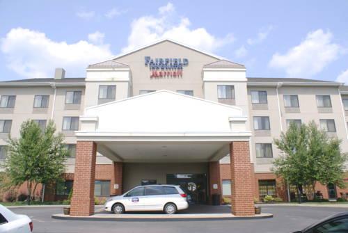 hotel Fairfield Inn & Suites Pittsburgh Neville Island