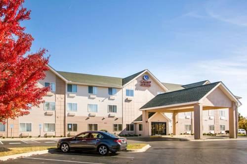 hotel Comfort Suites Columbus West - Hilliard