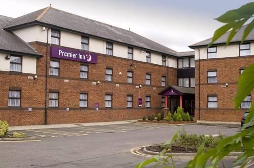 hotel Premier Inn Livingston (M8/J3)