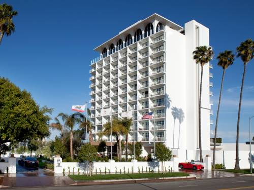 hotel Mr C Beverly Hills