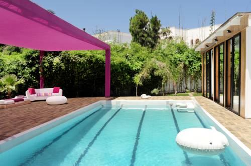 hotel Om Yoga Villa Casablanca