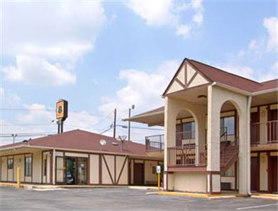 hotel Super 8 - Burlington