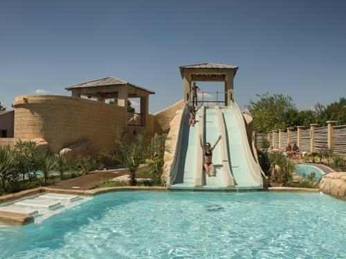 hotel Camping La Prairie