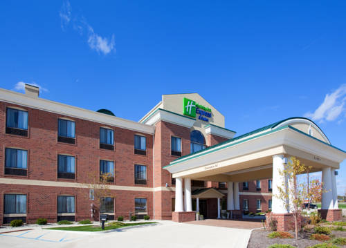 hotel Holiday Inn Express Hotel & Suites Chesterfield - Selfridge Area
