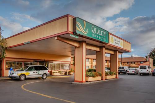 hotel Quality Inn & Suites Medford Airport