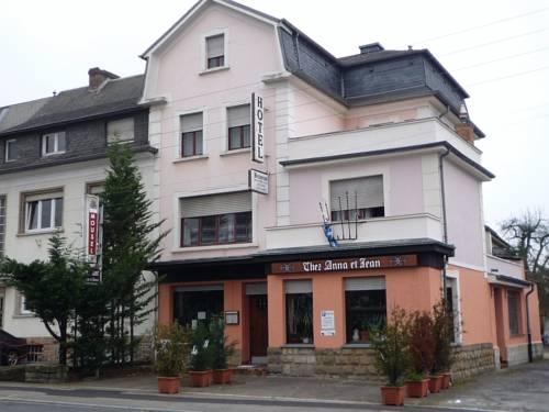 hotel Hotel-Restaurant Chez Anna Et Jean