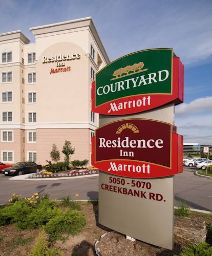 hotel Courtyard by Marriott Mississauga-Airport Corporate Centre West