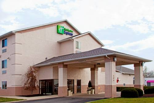 hotel Holiday Inn Express Auburn - Touring Drive