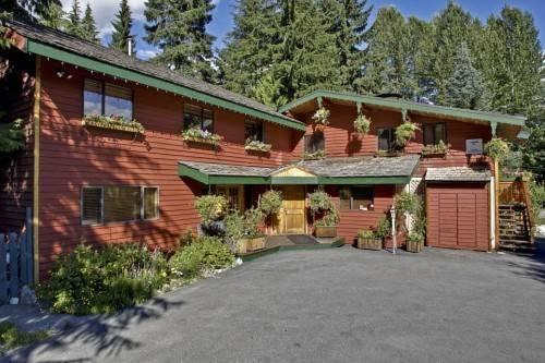hotel Cedar Springs Lodge Bed & Breakfast