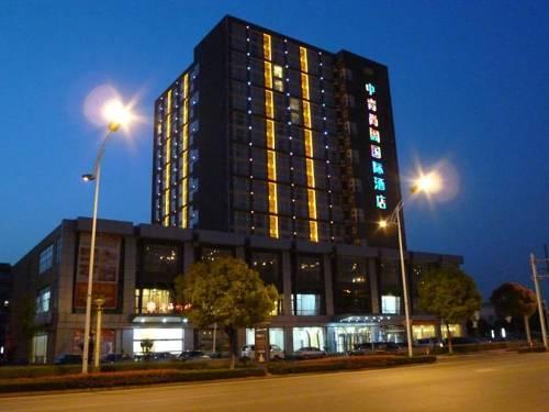 hotel Inlodge Hotel Suzhou