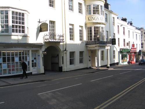 hotel Best Western Kings Arms Hotel