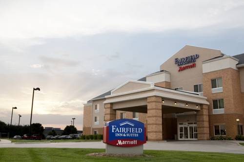 hotel Fairfield Inn & Suites Des Moines Airport