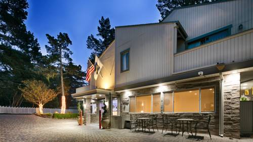 hotel Best Western The Inn & Suites Pacific Grove