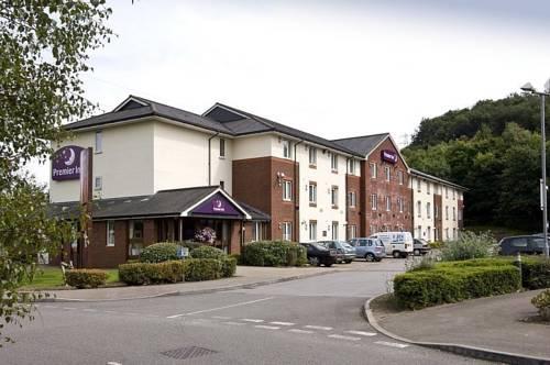 hotel Premier Inn Newport Wales