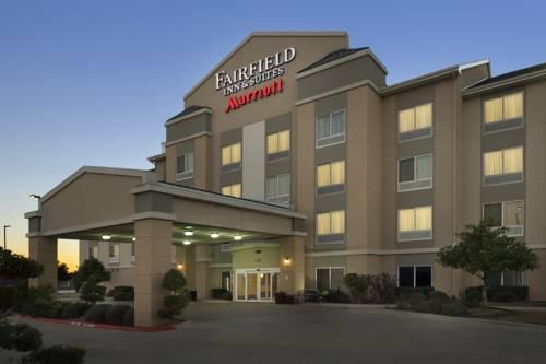 hotel Fairfield Inn & Suites Weatherford