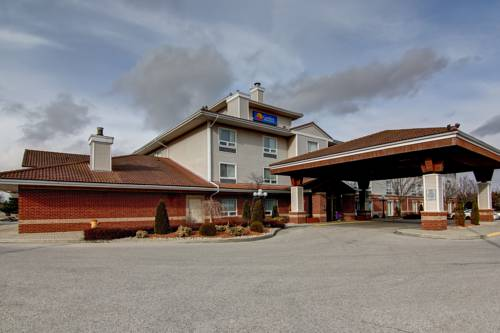 hotel Comfort Inn and Suites Ingersoll