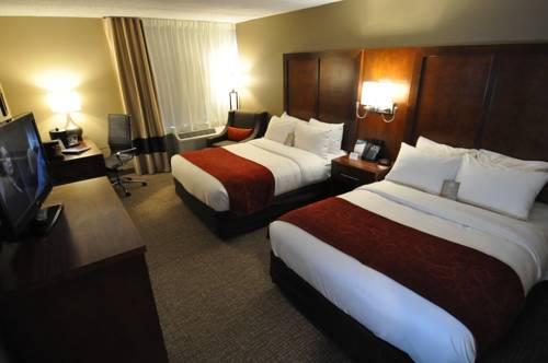 hotel Comfort Inn & Suites Aberdeen