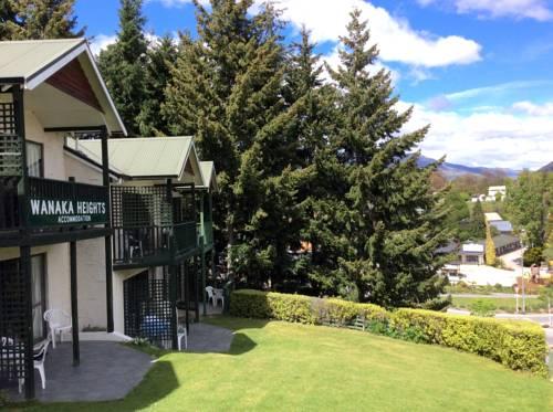 hotel Wanaka Heights Motel