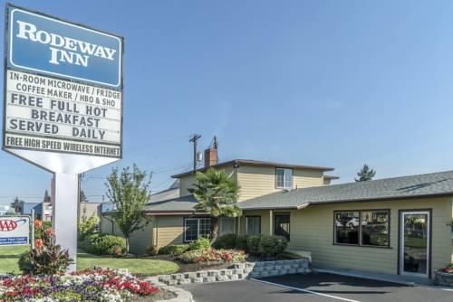 hotel Rodeway Inn Medford