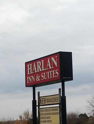 hotel Harlan Inn and Suites