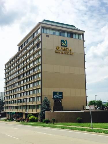 hotel Quality Inn & Suites Cincinnati Downtown
