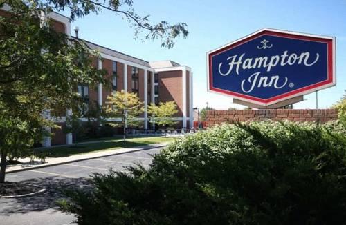 hotel Hampton Inn Columbus/Dublin