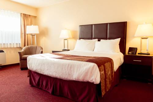 hotel Best Western Plus Coquitlam Inn Convention Centre