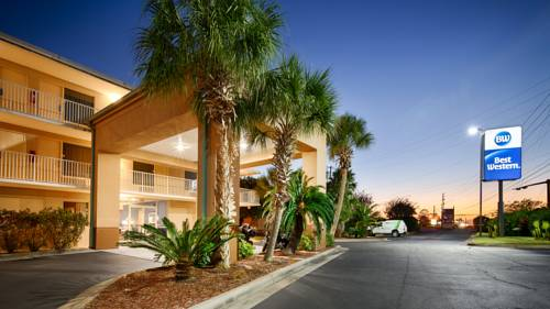 hotel Best Western Navarre Waterfront