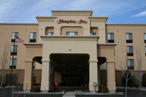 hotel Hampton Inn Pendleton