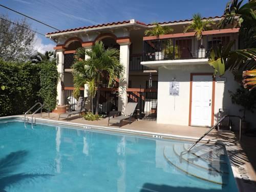 hotel Eamon James Apartments & Suites