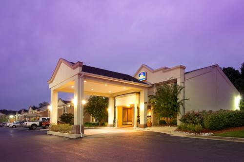 hotel Best Western Frederick
