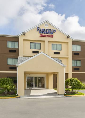 hotel Fairfield Inn & Suites Springfield
