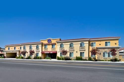 hotel Comfort Suites Near Industry Hills Expo Center