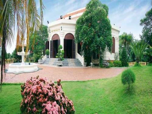 hotel Bao Dai Villa