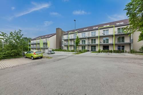 hotel Novum LikeApart Serviced Apartments Fürth