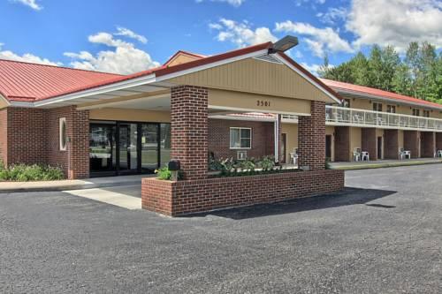 hotel Econo Lodge Cadillac
