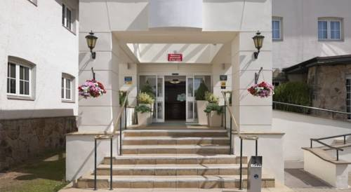 hotel Airport Inn & Spa Manchester
